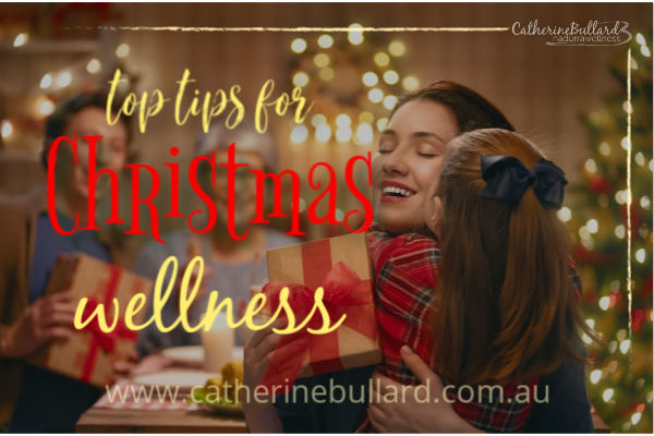 top tips for christmas wellness